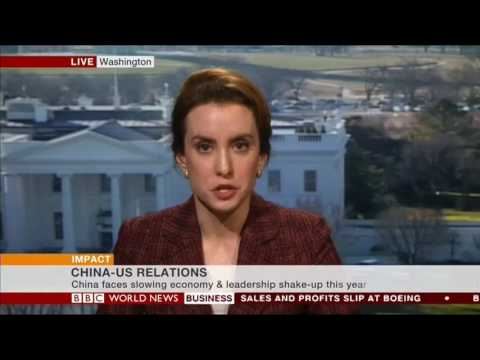 BBC World News 2017 01 25 US China debate