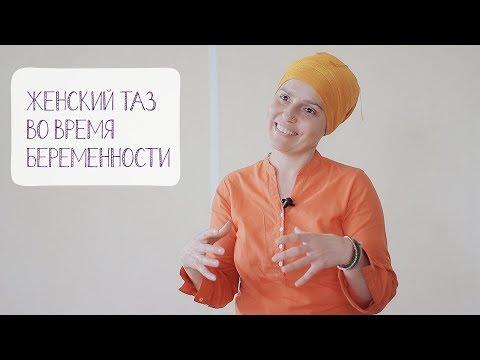Женский Таз Во Время Беременности
