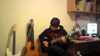 Ferium - Retina (Guitar Cover)