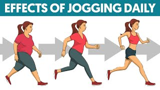 The Effects Of Jogging 20 Minutes A Day