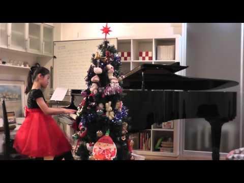 10歳小学5年生 幻想即興曲 (ショパン) Chopin Fantasie Impromptu Op66