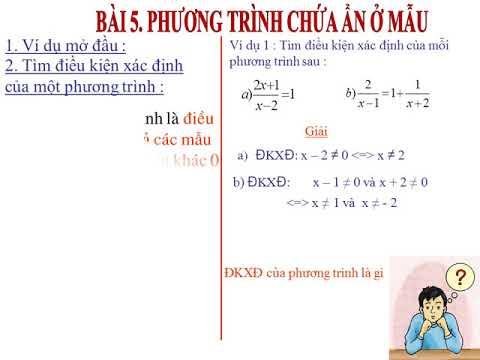 Bài 5 Phuong trinh chua an o mautiết 45-ĐOÀN HIẾU
