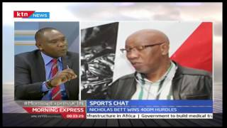 Sports Chat: AFC Leopards and Gor Mahia's exit in the GOTV Shield, Paris Diamond League Part 1