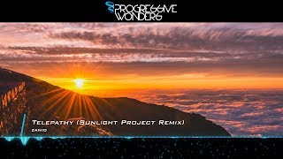 ZANIO - Telepathy (Sunlight Project Remix) [Music Video] [Incepto Music]