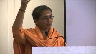 Hindu Education Conference @WHC 2014_Swamini Pramananda
