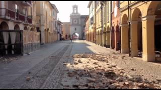 preview picture of video 'A Crevalcore nella zona rossa'