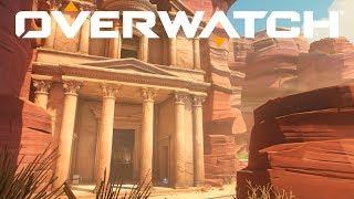 Петра | Новая карта для схватки | Overwatch