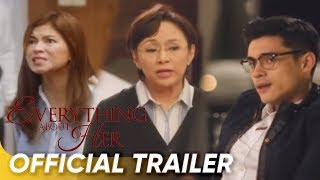 Official Trailer | 'Everything About Her' | Angel Locsin, Xian Lim, Ms. Vilma Santos | Star Cinema