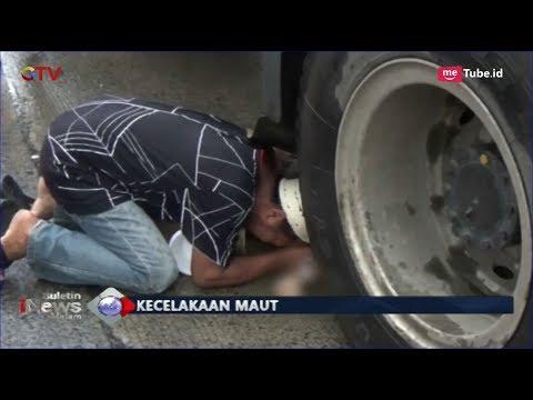 Kecelakaan Maut Truk Tabrak Pemotor Hingga Tewas di Tangerang - BIM 21/01