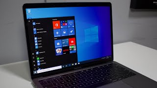 [2020] How to Run Windows 10 on Mac for FREE (Step by Step)