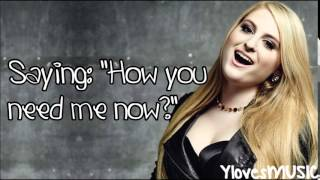 Meghan Trainor - Title (Lyrics)