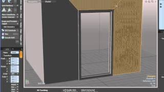 Modeling Doorways In Modo [md1]