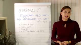 Законная схема оптимизации налогов для ООО - Управляющий ИП
