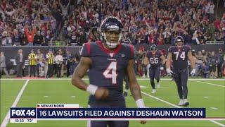 Could civil lawsuits against Houston Texans quarterback Deshaun Watson lead to criminal arrest? Here