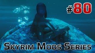 ★ Skyrim Mods Series - #80 - Siren Race, Berserker Sword, TK HitStop