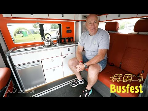 Ecowagon VW Transporter Expo Conversion Customer Review by Kevin