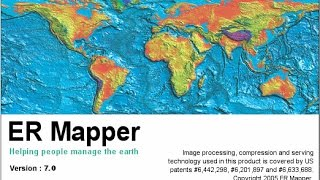 ER Mapper 7.0 Installation