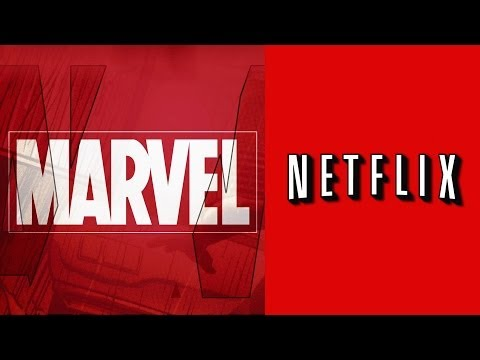 Marvel Announces Four New Netflix TV Shows