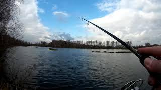 Рыбалка в подмосковье с егерем
