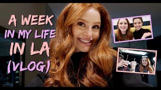 A week in my life in LA - Vlog   Madelaine Petsch