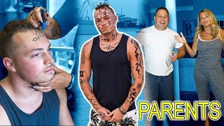 TATTOOING MY ENTIRE BODY *PRANK*