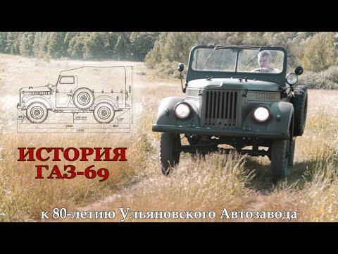 Первопроходец! История ГАЗ-69.