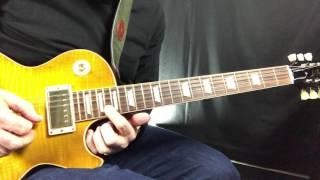 I'm Bad I'm Nationwide Guitar Lesson