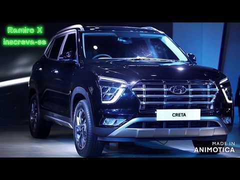 Novo Hyundai Creta 2021: Vejam Todos os Detalhes! Preços, Ficha Técnica e Consumo...