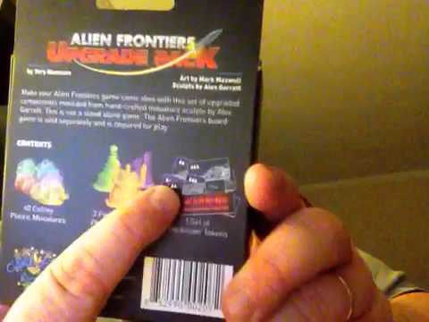 Alien Frontiers Factions plus Faction Pack #1 and Upgrade Pack