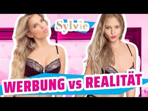 Sylvie Meis Dessous - HOT or NOT? | WERBUNG vs. REALITÄT