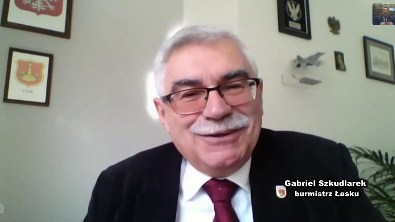 Życzenia Wielkanocne burmistrza Gabriela Szkudlarka