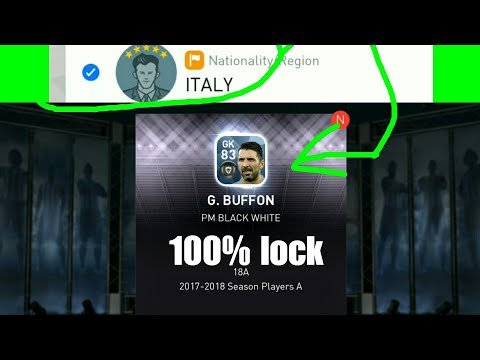 PES 2018 • HOW TO GET BLACKBALL SCOUT COMBINATION