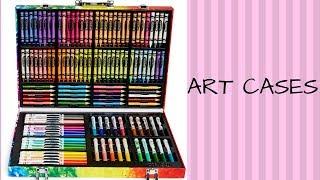 Обзор наборов для рисования/Шопинг/Детские фломастеры Крайола.