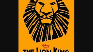 The Lion King on Broadway- Simba Confronts Scar