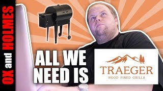 When You Wish Upon a Traeger Grill - Ox's Letter to Traeger Grills | Kholo.pk