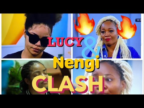 W@r in big brother house: Nengi and Lucy Epic fight