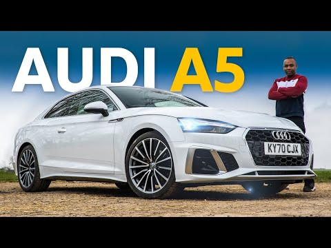 2021 Audi A5 Coupe Review: Style and Substance? 4K