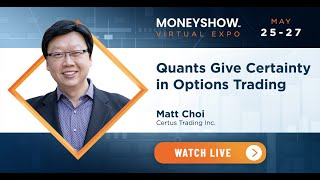 Quants Give Certainty in Options Trading