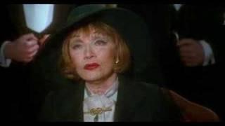 Marlene Dietrich - last performance