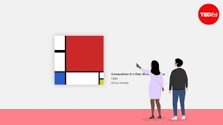 TED-ED: Can you solve the Mondrian squares riddle? - Gord Hamilton