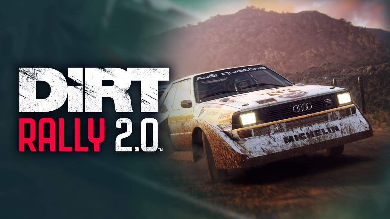 Games - Dirt Rally 2.0