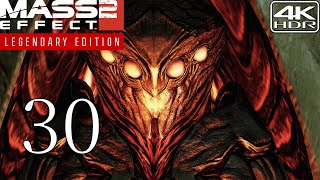 Mass Effect 2 Walkthrough and Mods pt30  Collector Ship 4K 60FPS HDR Insanity