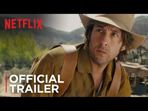 The Ridiculous Six rides into Netflix on December 11