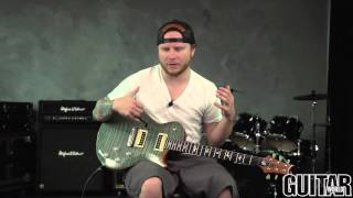 Shinedown - Cut the Cord Playthrough with Zach Myers