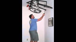 Best Ceiling Bike Lift Bike Hoist Video Website