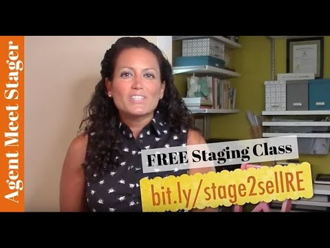 SIGN UP FOR FREE: Home Staging Class - YouTube