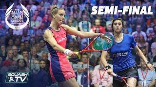 Squash: Allam British Open 2018 - Women