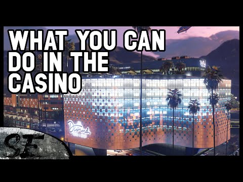 Diamond Casino and Resort DLC | Gambling, prices and more (GTA online)