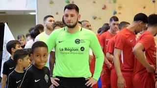 Coupe LAuRAFoot Futsal Georges Vernet 2019 : le FSMD conserve son titre