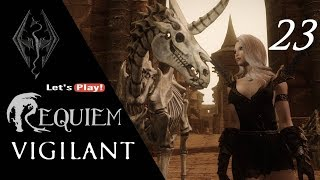 Skyrim - Let's Play VIGILANT (with Requiem): #23 A Horse with a Horn